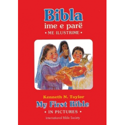 Albanees - Engels, Mijn eerste Bijbel, K.N. Taylor