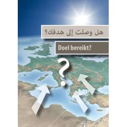 Arabisch, Traktaatboekje, Doel bereikt?, Meertalig