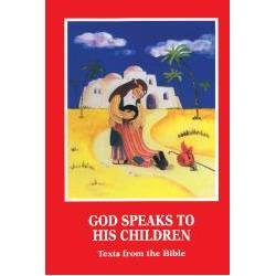 Engels, kinderbijbel God spreekt tot zijn kinderen