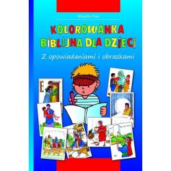 Pools, Kinderbijbel, Kleurbijbel, M. Paul