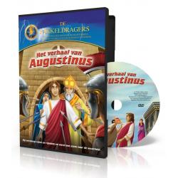 Kinder DVD, Het verhaal van Augustinus, Meertalig