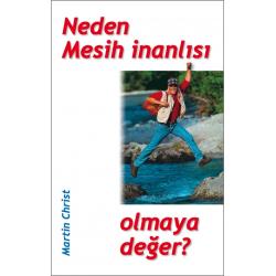 Turks, Brochure, Waarom het de moeite waard is  Christen te zijn. Norbert Lieth