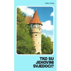 Kroatisch, Brochure, Wie zijn de Jehova getuigen?, Vlatko Perše