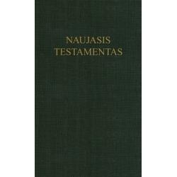Litouws, Bijbelgedeelte,  Nieuw Testament, Medium formaat, Paperback