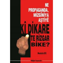 Koerdisch-Kurmanji, Brochure, Hoe kan ik gered worden? M. Efe