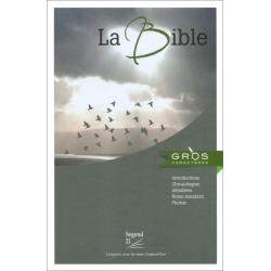 Frans, Bijbel, Louis Segond 21, Groot formaat, Harde kaft