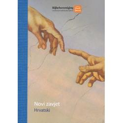 Kroatisch, Bijbelgedeelte, Nieuw Testament, Klein formaat, Paperback