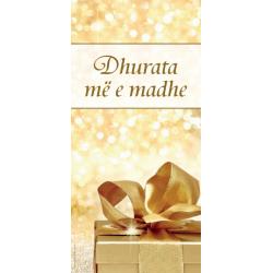 Albanees, Traktaat, Kersttraktaat