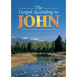Engels, Bijbelgedeelte, Evangelie van Johannes, KJV