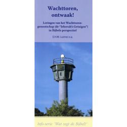 Nederlands, Brochure, Wachttoren ontwaak!, E.H.W. Luimes
