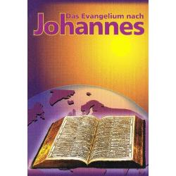 Duits, Bijbelgedeelte, Evangelie naar Johannes