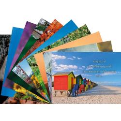 Thai, Ansichtkaarten met Bijbeltekst, Diverse