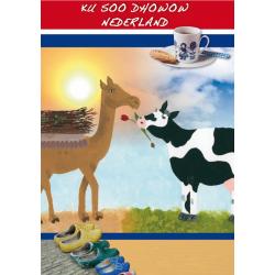 Somali, Brochure, Welkom in Nederland