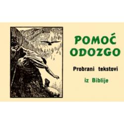 Kroatisch, Traktaatboekje, Hulp van Boven, W. Goodman