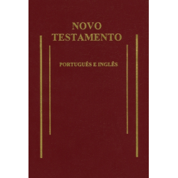 Portugees, Bijbelgedeelte, Nieuw Testament, ACF-KJV, Medium formaat, paperback, Meertalig