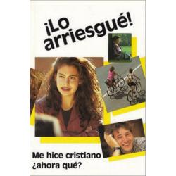 Spaans, Brochure, Ik heb het gewaagd, D. Ziegeler