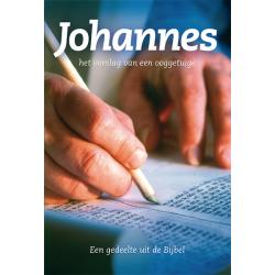 Nederlands, Bijbelgedeelte, Evangelie van Johannes, Het verslag van een ooggetuige