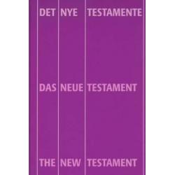 Deens, Bijbelgedeelte, Nieuw Testament, Harde kaft, Meertalig