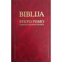 Kroatisch, Bijbel, Groot formaat, Harde kaft