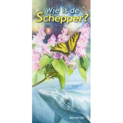 Nederlands, Traktaat, Wie is de Schepper?, Werner Gitt