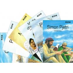 Albanees, Kinderbijbel, Diverse Bijbelverhalen, Kerin Mekenzi