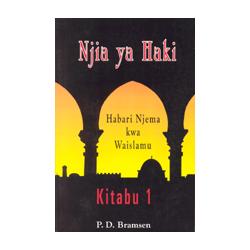 Swahili, Boek, De weg van gerechtigheid deel 1, P. Bramsen