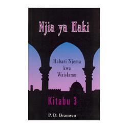 Swahili, Boek, De weg van gerechtigheid deel 3, Paul D. Bramsen