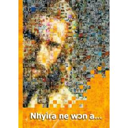 Twi-Ashante, Brochure, Gelukkig is ..., Petra Schaadt