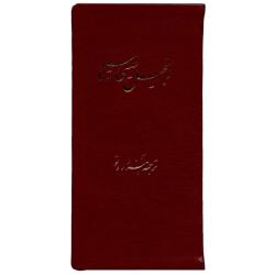 Farsi/Perzisch, Bijbelgedeelte, Nieuw Testament, Smal formaat, Stevige kaft.