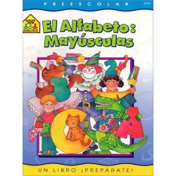 Spaans, Kinderkleurboek, Het ABC
