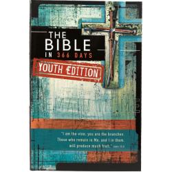 Engels, Bijbels dagboek, De Bijbel in 366 dagen - Jeugd  editie