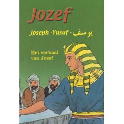 Kinderboek, Het verhaal van Jozef, H. van Dam, Meertalig