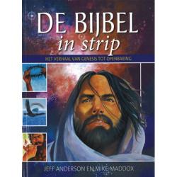 Nederlands, Kinderbijbel, De Bijbel in strip, Mike Maddox & Jeff Anderson