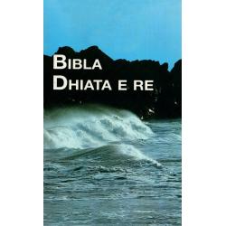 Albanees, Bijbelgedeelte, Nieuw Testament, Medium formaat, Paperback