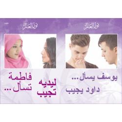 Arabisch, Traktaat, Yusuf vraagt Dauda.