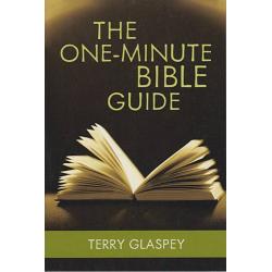 Engels, Bijbelstudie de één minuut Bijbelgids, Terry Glaspey