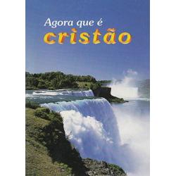 Portugees, Brochure, Ik wandel met Christus.