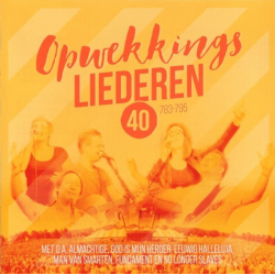 Nederlands, CD/DVD, Opwekkingsliederen 40