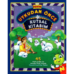 Turks, Kinderbijbel,   Mijn goede nacht Bijbel, Susan L. Lingo.