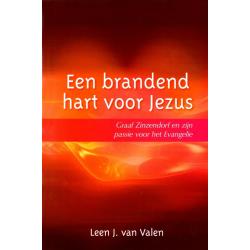 Nederlands, Boek, Een brandend hart voor Jezus, Leen J. van Valem