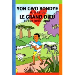 Haïtiaans-Creools,  Kinderbrochure,  De grote God en jouw kleine hart, J.C. Kouassit.