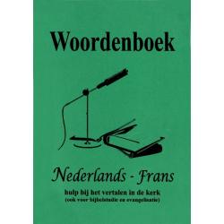 Nederlands - Frans  Woordenboek