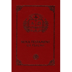 Roemeens, Nieuw Testament  & Psalmen, Klein formaat, Harde kaft