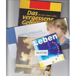 Duits, Brochure, Diverse titels