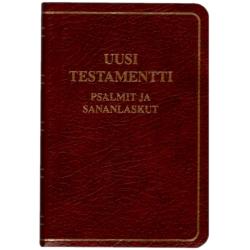 Fins, Bijbelgedeelte, Nieuwe Testament met Psalmen & Spreuken, Klein formaat, Luxe uitgave