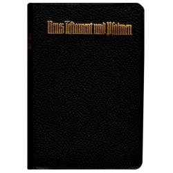 Duits, Nieuw Testament & Psalmen, Luther, Klein formaat, Luxe uitgave