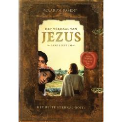Kinder DVD, Het verhaal van Jezus, Meertalig