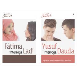 Italiaans, Traktaat, Yusuf vraagt Dauda, Dr. Andreas Maurer
