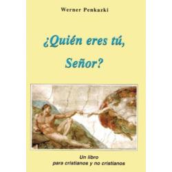 Spaans, Brochure,  Wie bent U God?  Werner Penkazki