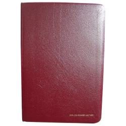 Farsi/Perzisch - Engels, Nieuw Testament, Groot formaat, Luxe uitgave